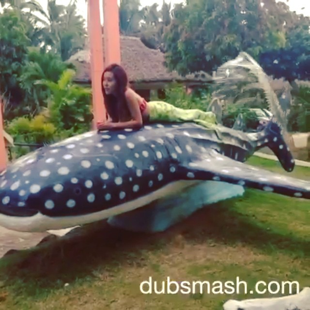apparently, there is a mermaid in Donsol... ? (Directed by @delldelldelldelldell; Tabo by @startel) #dubsmashph #dubsmash
