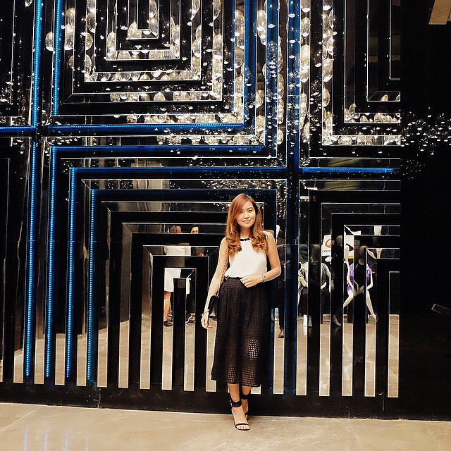Last night's #ootd wearing my fave brands from @zaloraph. #ZaloraEpicNightOut #OwnTheNightwithRWMANILA #fashion #style