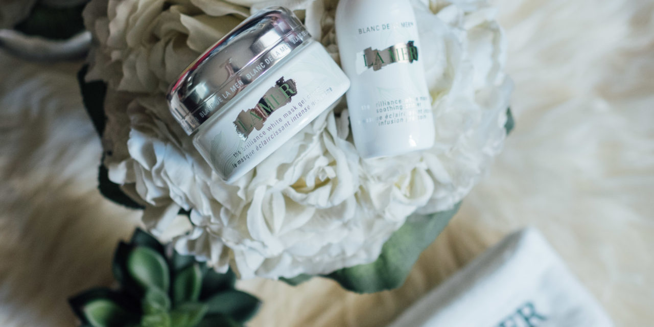 Blanc De La Mer Brilliance Brightening Mask Review