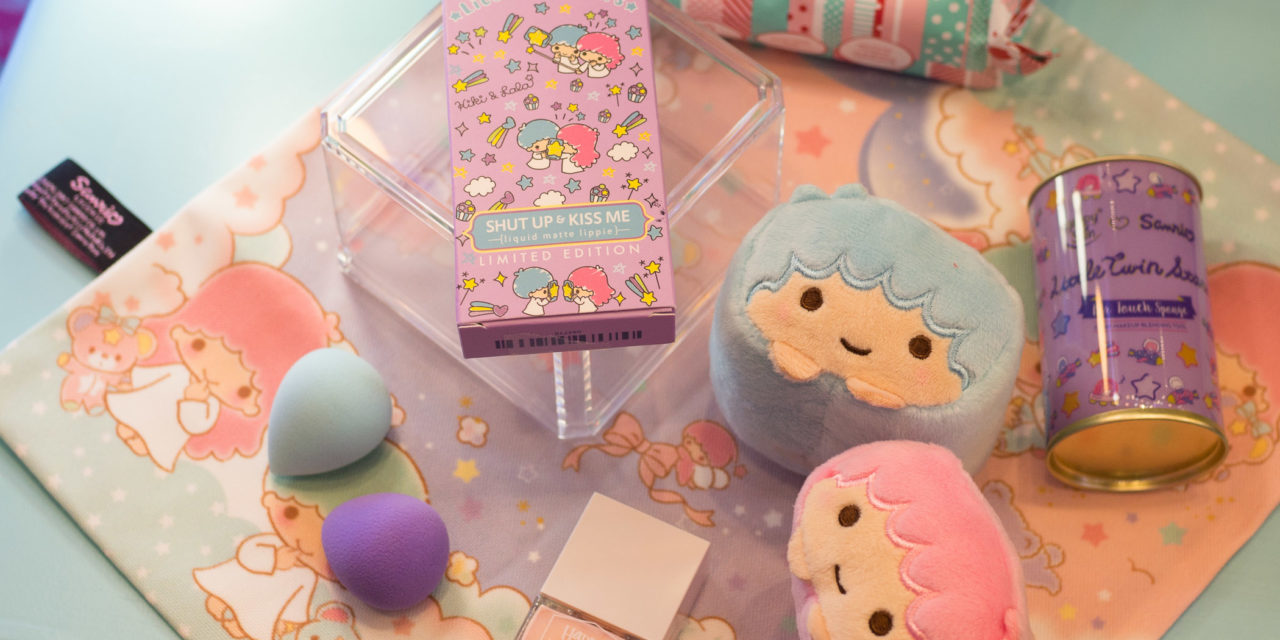 Happy Skin Sanrio Characters Collection + Swatches + Prices
