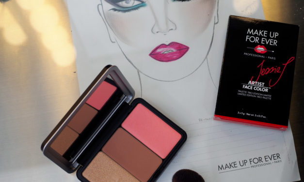 Play With Colors: MAKE UP FOR EVER Artist Face Color