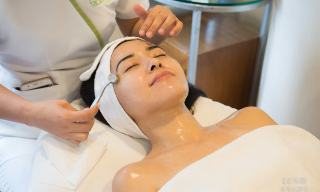 Step Up Your Facial Treatment: Oxygen Cell Renewal Therapy Review + Video