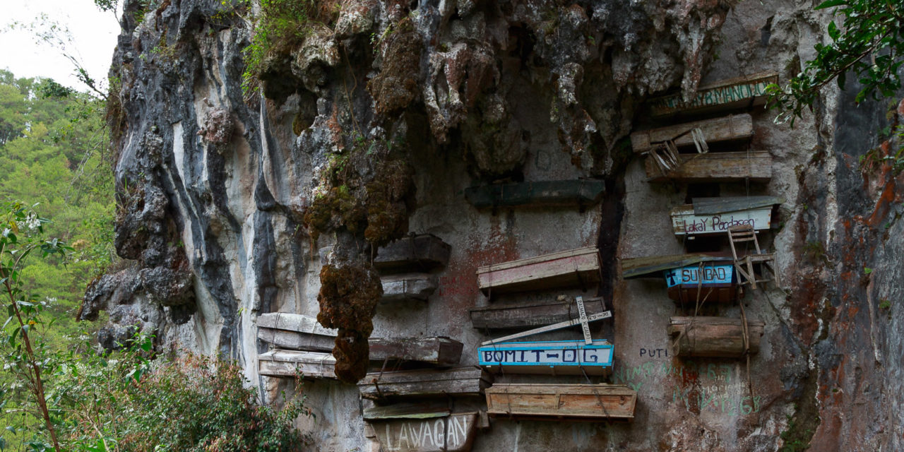 Sagada Day 1: Echo Valley + Hanging Coffins