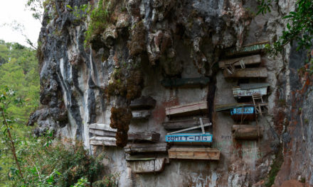 Sagada Day 1: Echo Valley + Hanging Coffins