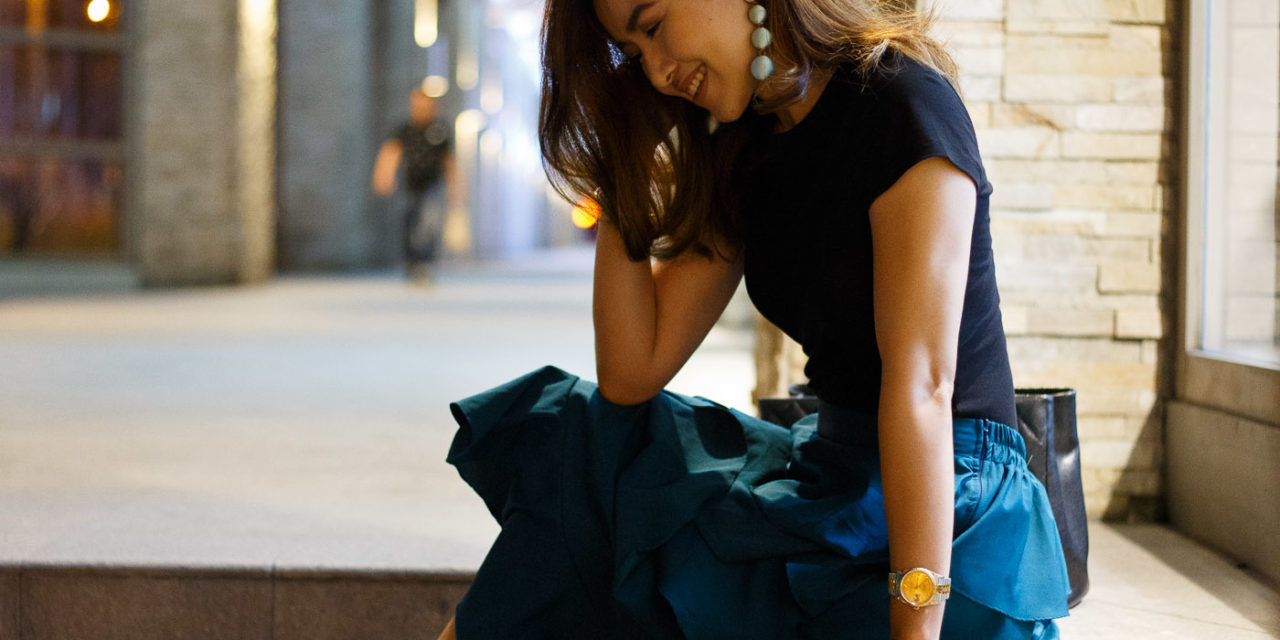 OOTD: All About Ruffles