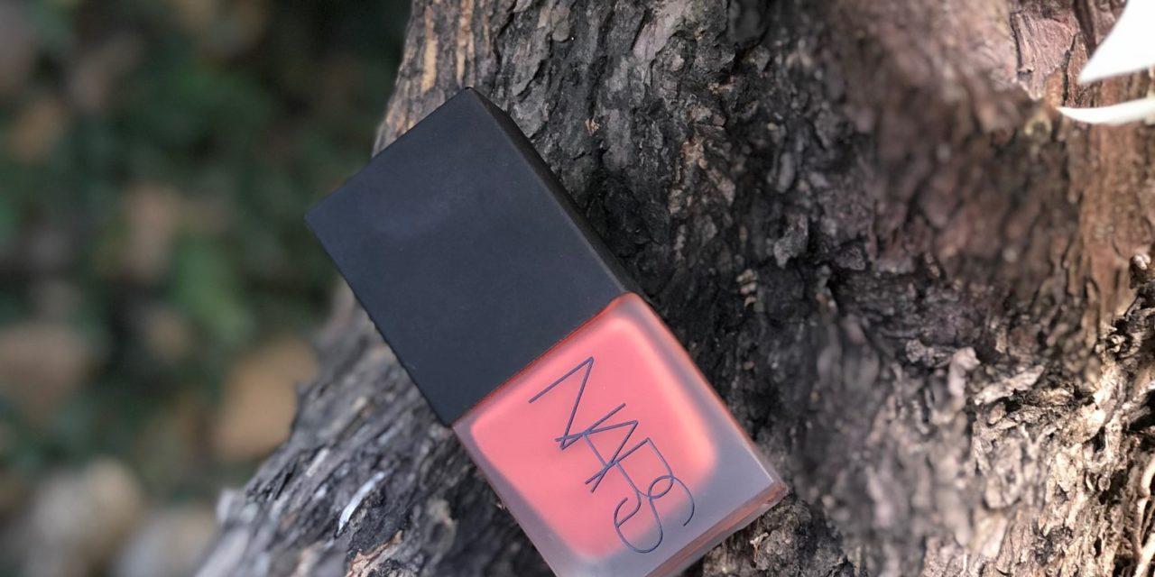 NARS Liquid Blush Review