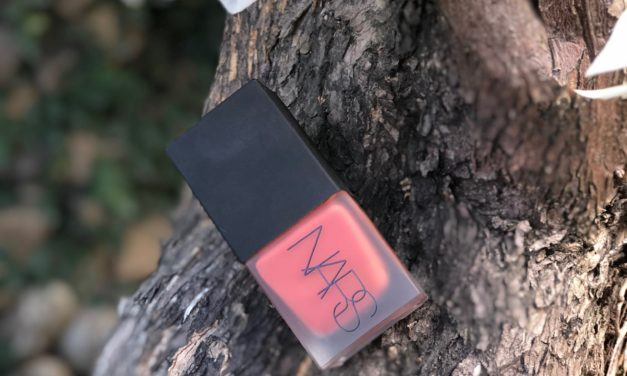 NARS Liquid Blush Review