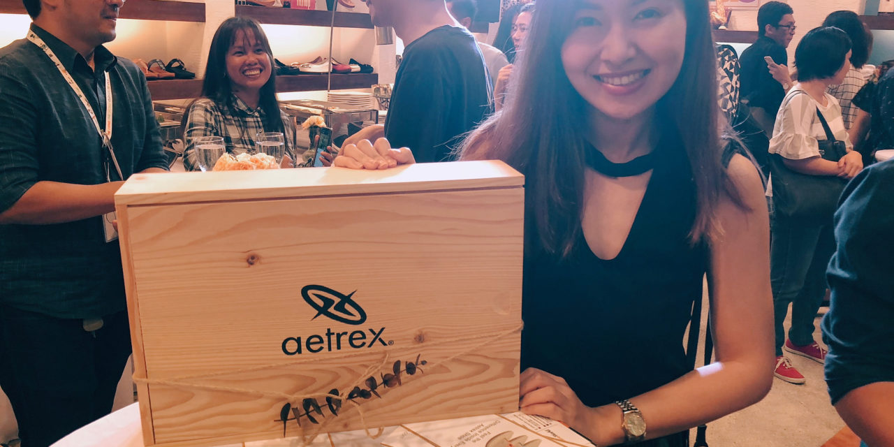 Stepping Into Relief With Aetrex