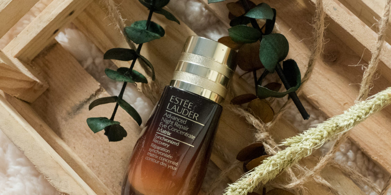 Estee Lauder Advanced Night Repair Eye Concentrate Matrix Review