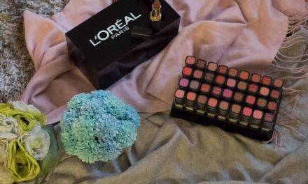 L'Oréal Color Riche Matte Lipstick Review