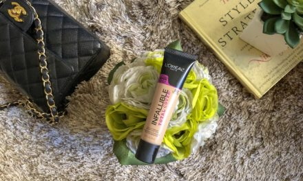L'Oreal Infallible Total Cover Liquid Foundation Review