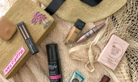 Sun-Proof Look with Maybelline's Summer Sale