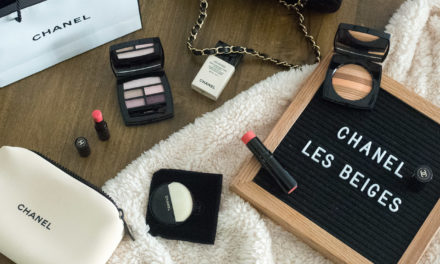 Achieving Healthy Glow with Chanel Les Beiges + Prices