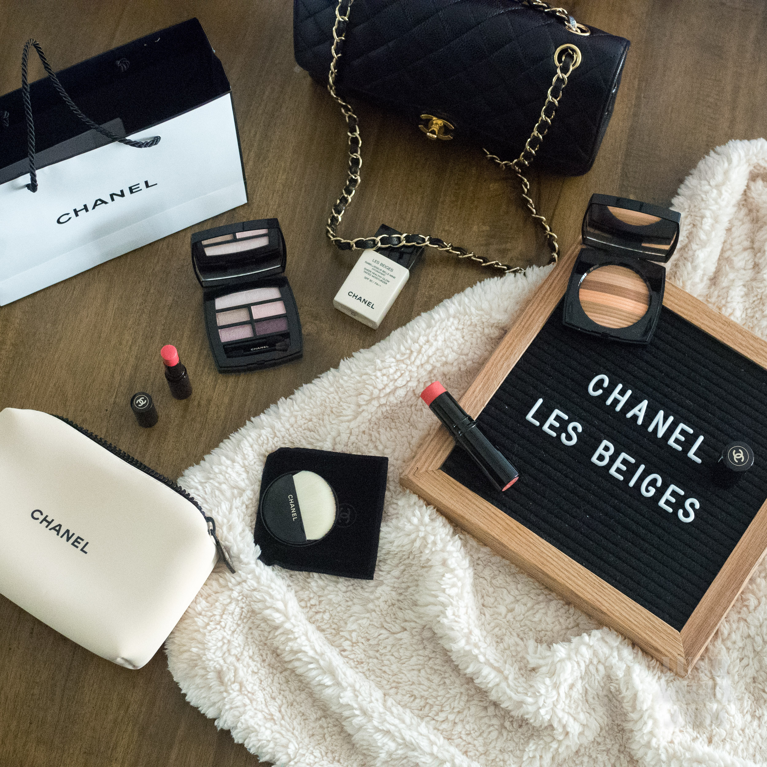 4bb9c2ca4eea Achieving Healthy Glow with Chanel Les Beiges + Prices | Lush Angel