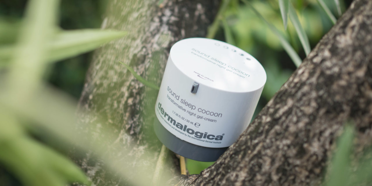 Dermalogica Sound Sleep Cocoon: A Skin Care That Can Help You Sleep?