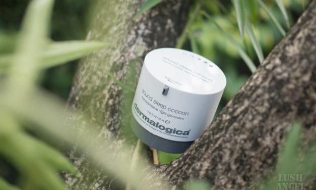 Dermalogica Sound Sleep Cocoon: A Skin Care That Can Help You Sleep?