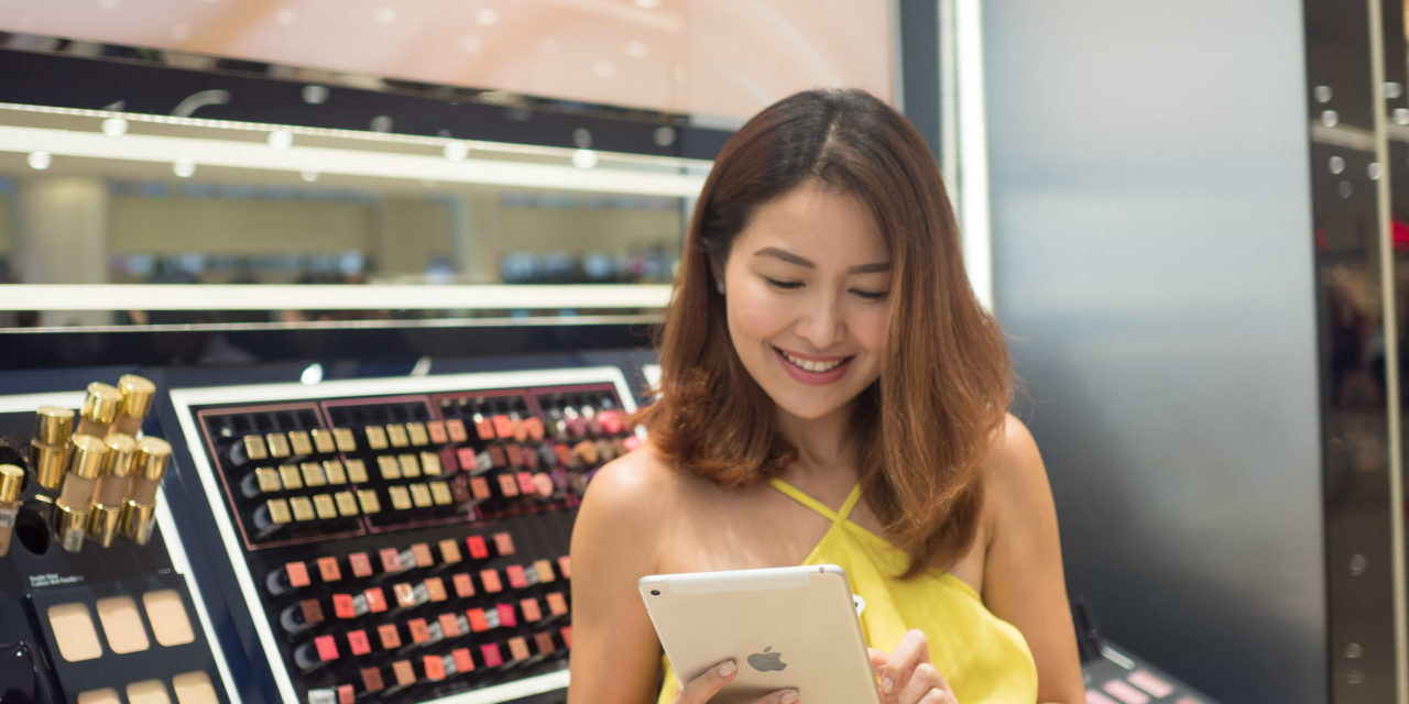 Lipstick Game Just Got Stronger with the Estee Lauder App