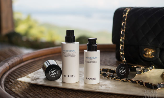 Review: CHANEL Blue Serum + CHANEL Blue Serum Eye