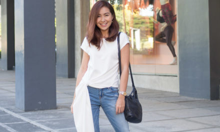 OOTD: Not Your Ordinary White Shirt