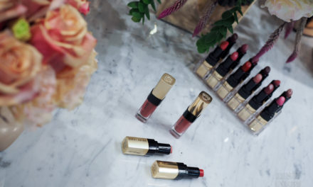 Bobbi Brown Luxe Lip Color Collection + Review