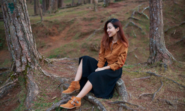 OOTD: Making The Most Out Of The Cool Weather