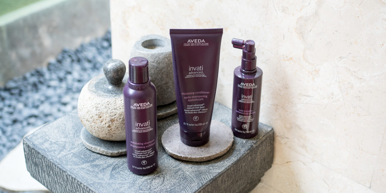 Solution For Hair Loss? Aveda Invati Advanced System Review + Actual Results