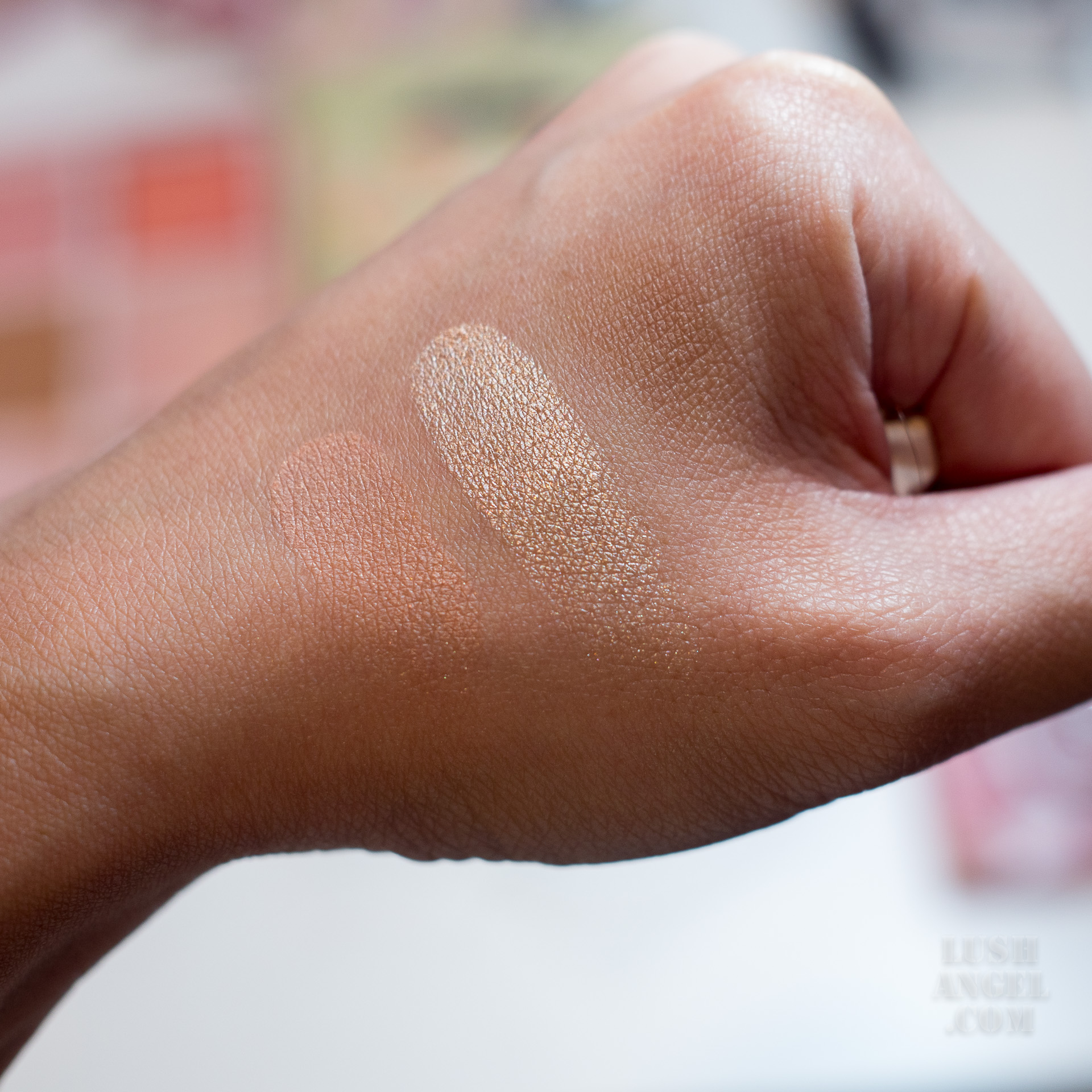 Benefit Cheekleaders Pink Squad and Bronze Squad + Swatches | Lush ...