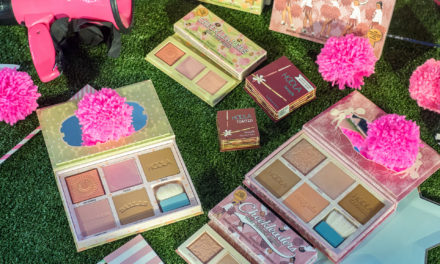Benefit Cheekleaders Pink Squad and Bronze Squad + Swatches