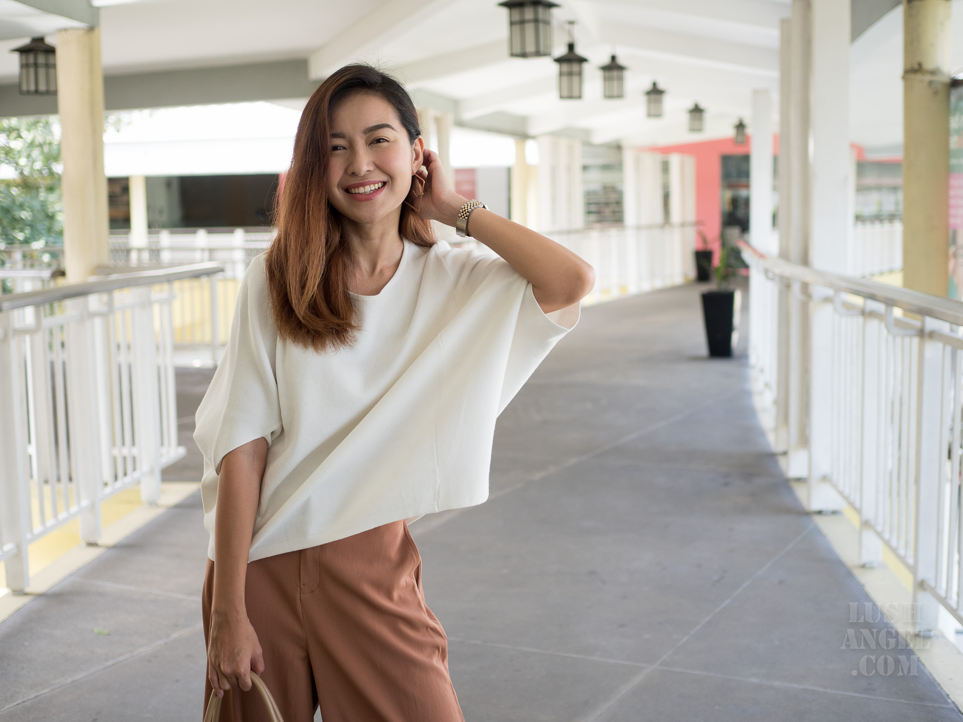 OOTD: Easy Breezy Office Wear