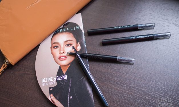 Review: Maybelline Define and Blend Brow Pencil