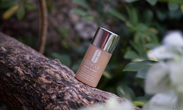 Review: Clinique Even Better Makeup SPF 15