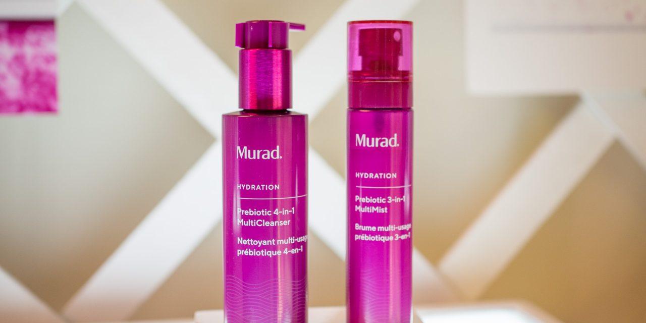 Murad Prebiotic MultiCleanser and Prebiotic MultiMist + Review