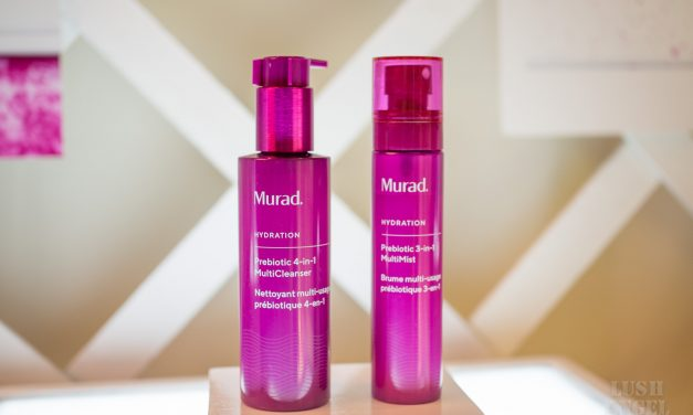 Murad Prebiotic MultiCleanser and Prebiotic MultiMist + Review