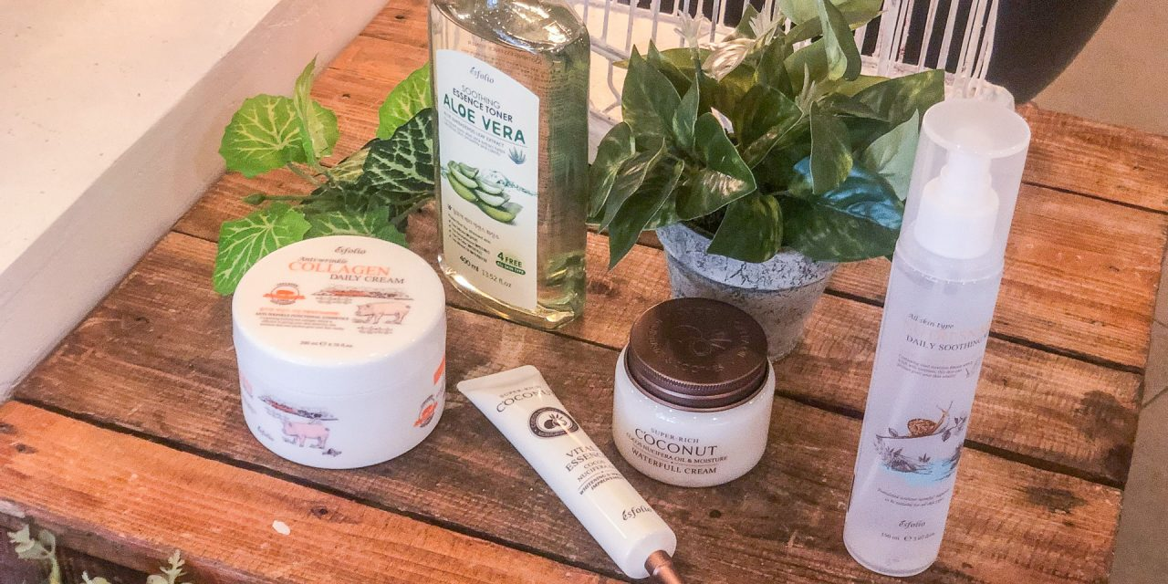 Esfolio: Affordable Korean Skincare in the Philippines