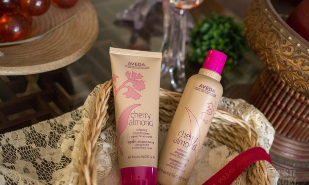 Aveda Cherry Almond Shampoo and Conditioner Review