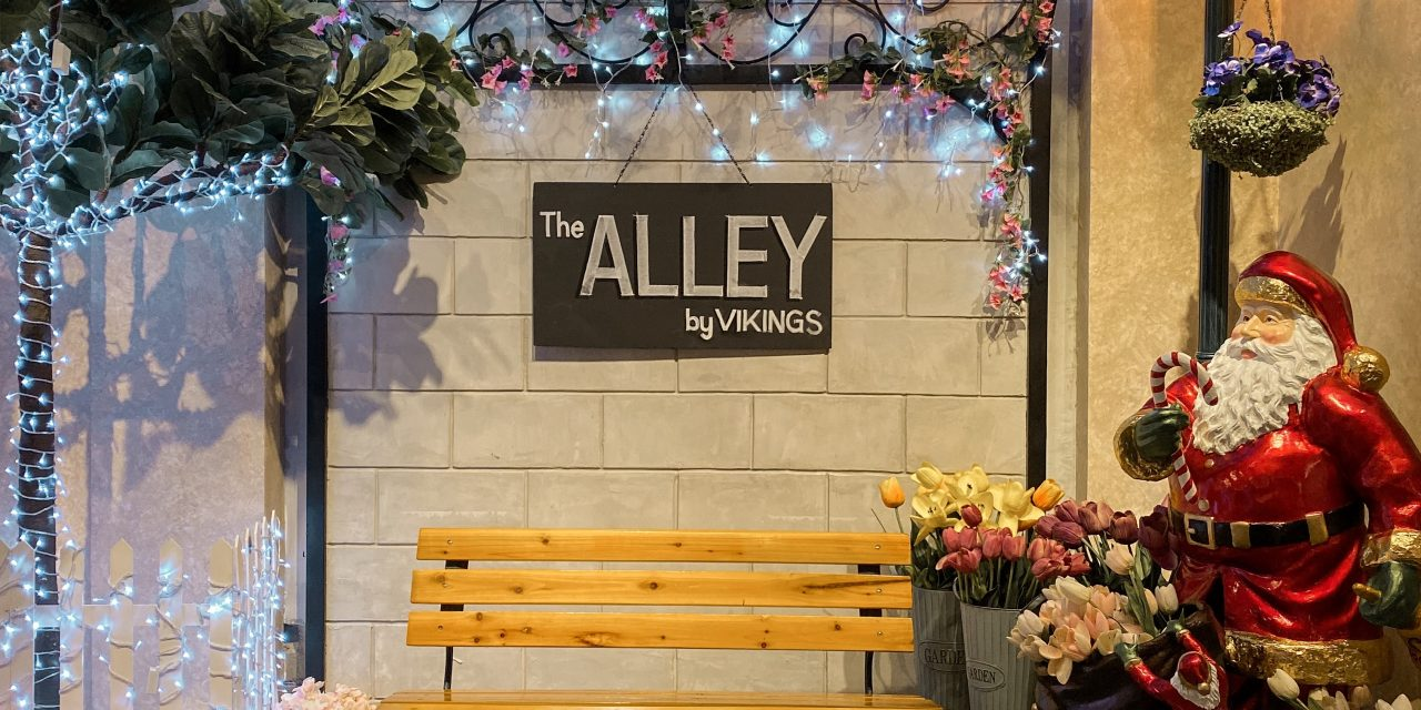 The Alley by Vikings Now Open in BGC, Taguig + Buffet Prices