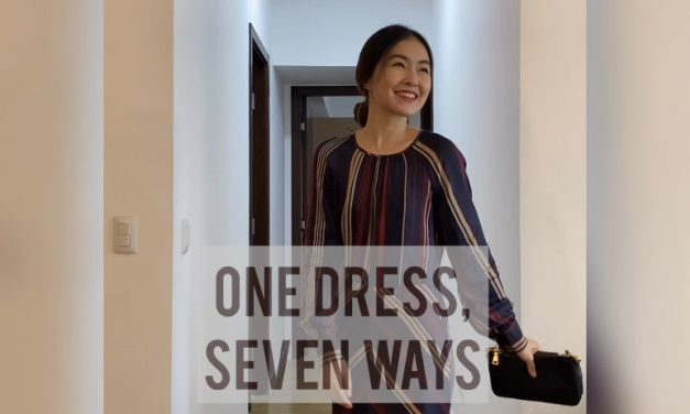 How To Style A Dress in 7 Ways