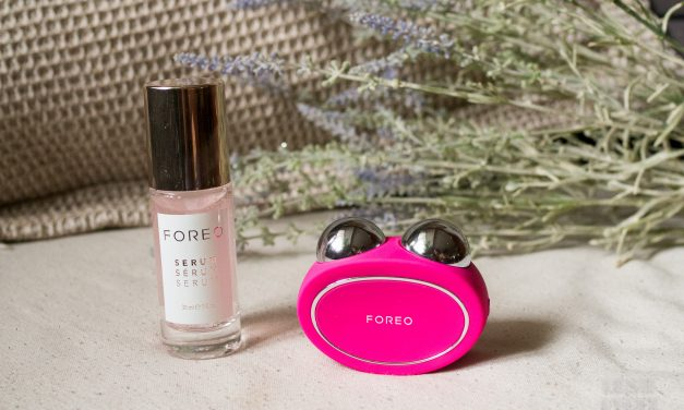 Facial Workout: BEAR by FOREO Sweden Review + How to Use