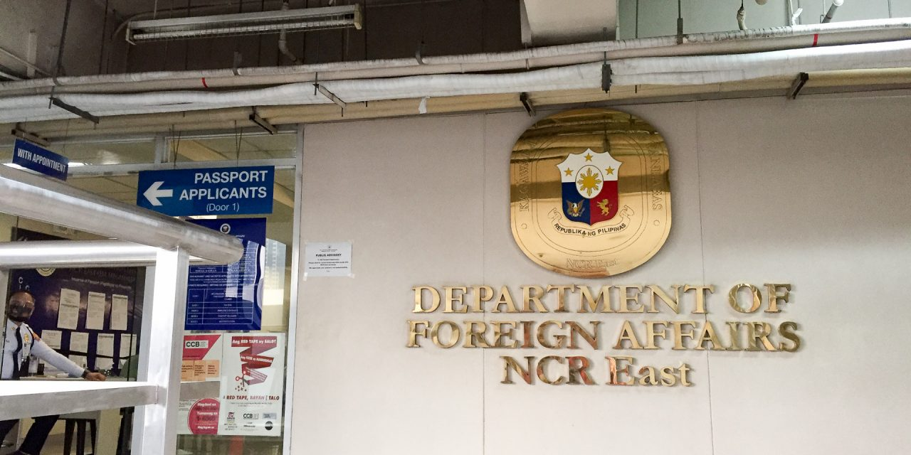 My Philippine Passport Renewal Experience at DFA in time of Pandemic: Is it Safe?